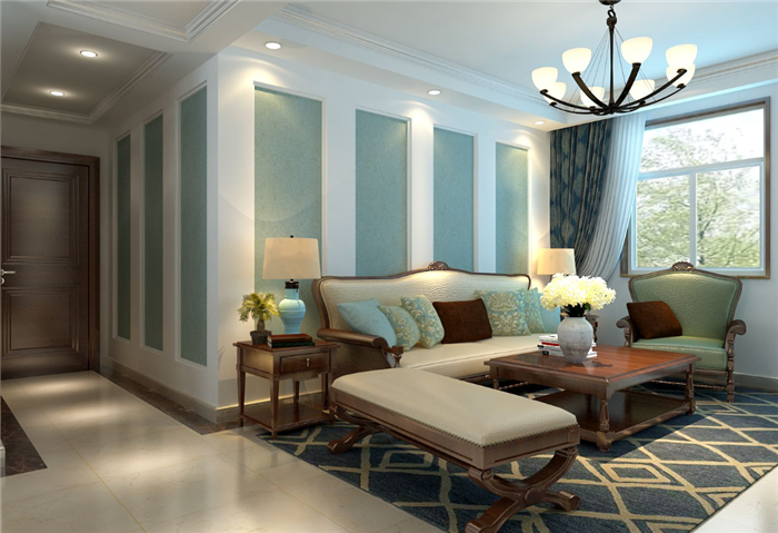 水性涂料应用在室内装修
